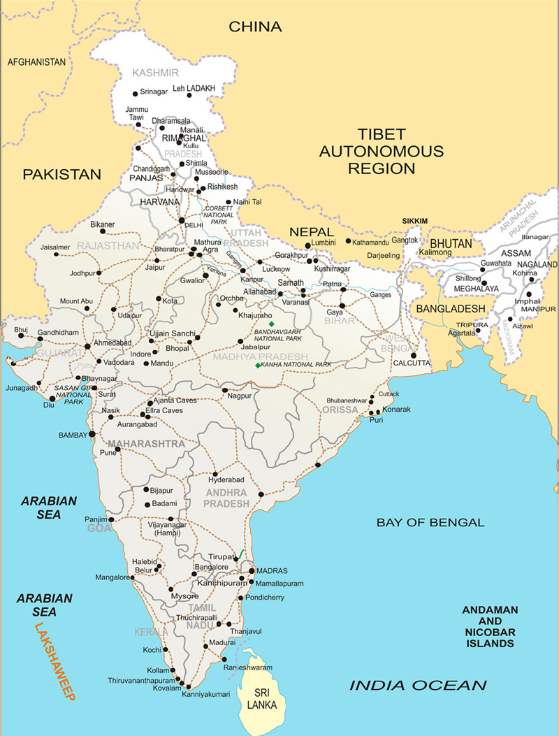list of cities in india pdf
